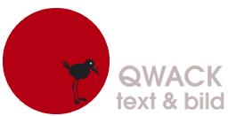 Qwack Text & Bild