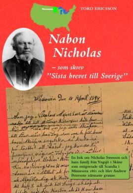"Nabon Nicholas - som skrev ""Sista brevet till Sverige"""